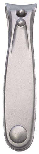 Dovo - 504.006 - Coupe-Ongles pour Les Ongles de Pieds - 8 cm - Inox Satine