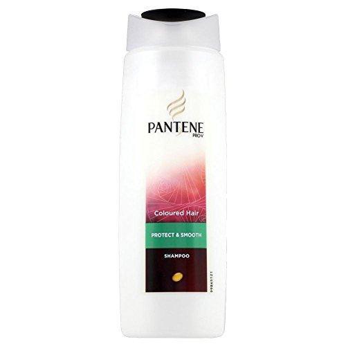 Pantene Pro- V Couleur Protéger Et Shampooing Lisse (400Ml)