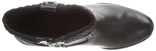 Marco Tozzi 25331, Bottes Classiques Femme Noir (black Antic 002)