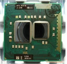 Mobile Intel slbuk Core i3 i3-370 M Laptop CPU Socket G1 2,4 GHz 3 MB Prozessor -