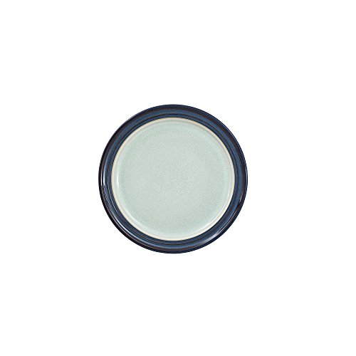 Denby USA Peveril Small Plate, Blue Denby Blue Plate