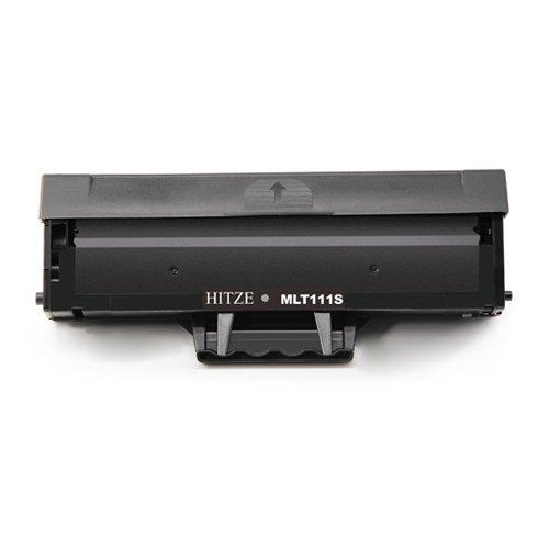 Hitze per Samsung MLT-D111S Cartuccia Toner, MLT D111S Compatibile per Samsung Xpress M2020, M2022W, MM2026W, M2070, M2070W, M2070FW, M2070F, M2070FH, M2070HW, M2071, M2071FH, M2071HW, M2078W (1 Nero)