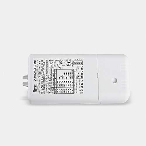 LED Konstantstromquelle Trafo TCI DC MINI Jolly DALI 20 5,4W bis 20W 122395 LED Transformator für LED Beleuchtung