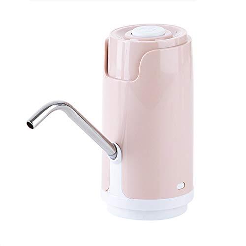 HUIHUAN Elektrische Wasserpumpe Trinken Automatische Flasche Tragbare Knopfspender Schalter für Küche Büro Abgefüllt Reine Eimer Hause Druckgerät