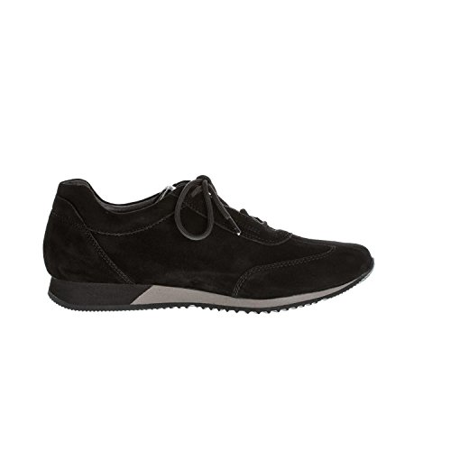 Gabor 66.348.87, Sneaker donna Nero