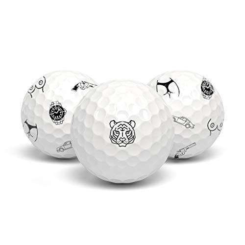 tageez Next Generation Premium Golfballmarkierer - Golfballmarker - Golfball Marker - Magische Ball Markierer ohne Hilfsmittel - Das ideale Geschenk für Jede Golferin und Golfer - 72 Stück für Männer