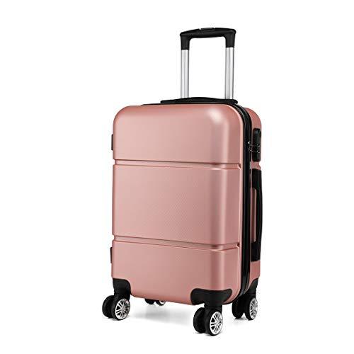 Kono Suitcase 20'' Travel Carry ...