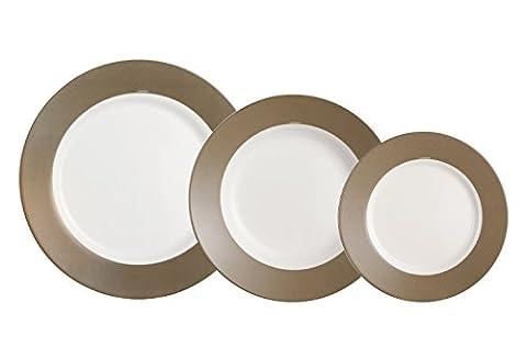 Service Vaisselle 18 Pieces - Luminarc Everarty Service de Table de 18