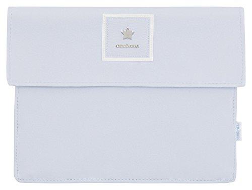 cambrass Basic Protège-Carnet de Santé Bleu 3 x 17 x 25 cm Cambrass