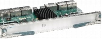 Cisco Nexus 7000 10-Slot Chassis 46Gbps/Slot Fabric Module -