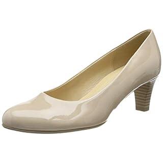 Gabor Shoes Damen Basic Pumps, Beige (Sand 72), 37.5 EU