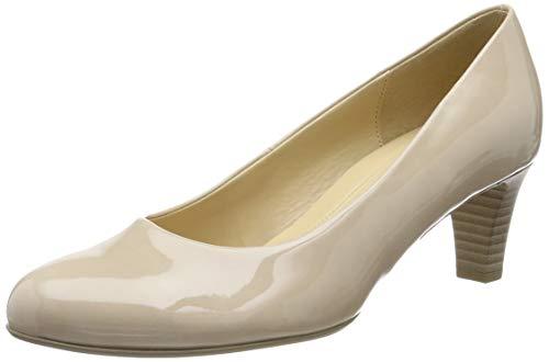 Gabor Shoes Damen Basic Pumps, Beige (Sand 72), 38.5 EU