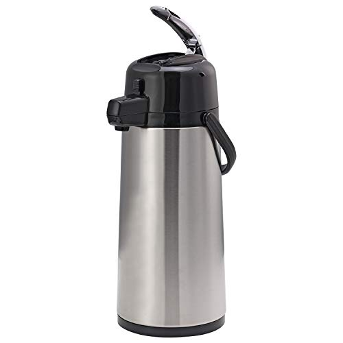 Service-ideen Eco Air (Service Ideas ECAL22S Eco-Air Airpot with Lever, Glass Lined, 2.2 L by Service Ideas)