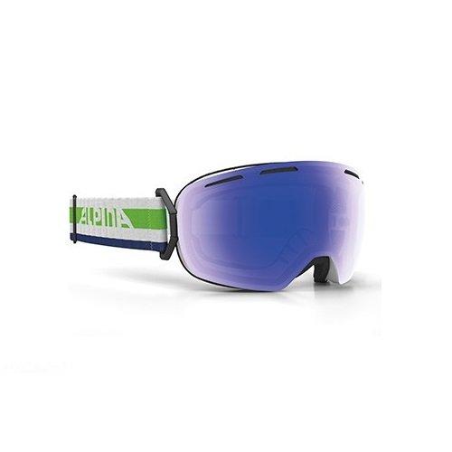 Skibrille Alpina GRANBY QM S2 versch. Farben, Farbe:white