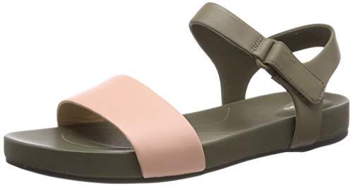 Clarks Damen Bright Pacey Pantoletten,Pink (Light Pink), 36 EU (Clarks Pantoletten Damen Schuhe)