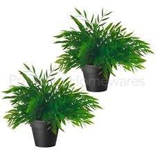 Planta artificial en maceta de IKEA, de la colección FEJKAde surtido de...