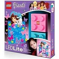Night Light Lego Friends Olivia