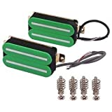 Farmerly 2Pcs Dual Coil Guitar Humbucker Pickups For St Epiphone Guitar Replacement