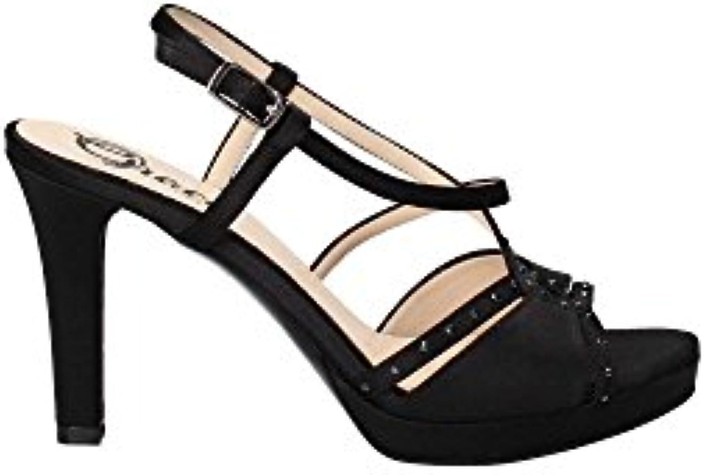 Grace Chaussure s 4015  s à Talons Hauts Hauts Hauts Femmes Noir 35B07K1H1GDQParent 4bbf40