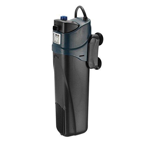 Bclaer72 Pompe à oxygène, Filtre de réservoir de Poissons 3 en...
