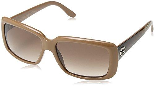 Gucci Damen GG 3575/S S2 Groß Sonnenbrille, WB7