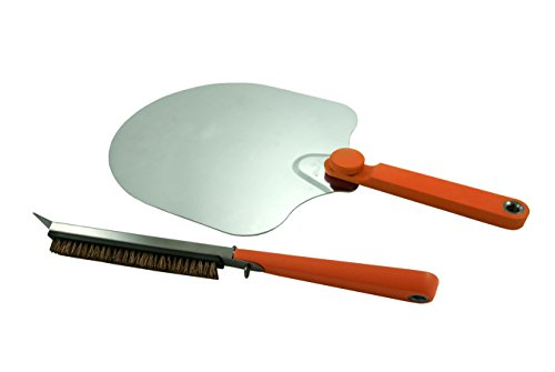 Pizzacraft PC0229 Stovetop Oven Accessories/Brush & Peel