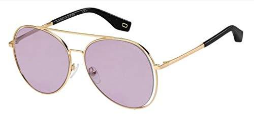 Marc Jacobs Sonnenbrillen Marc 328/F/S Rose Gold/Violet Damenbrillen