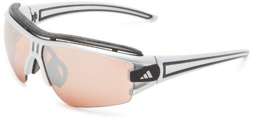 adidas Eyewear Evil Eye Halfrim Pro XS, Farbe silvermet