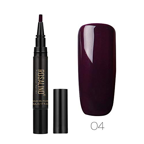 LEEDY Vernis à Ongles En Gel De Couleur Nail Art En Gel Uv Led Gel Pou Stylo Vernis Gels Semi-Permanents