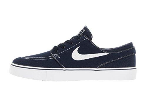 Nike Herren Zoom Stefan Janoski Cnvs Skaterschuhe Dunkelblau