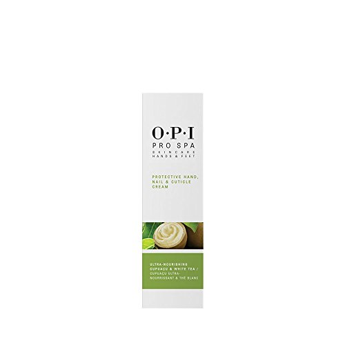 OPI Pro Spa Protective Hand Nail & Cuticle Cream,1er Pack (1 x 118 ml) -