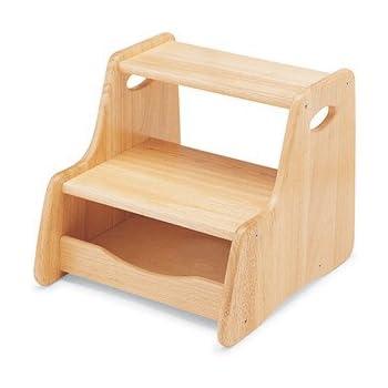 tritthocker sitzhocker holz stabil in eiche natur massivholz f r kinder und die ganze familie. Black Bedroom Furniture Sets. Home Design Ideas
