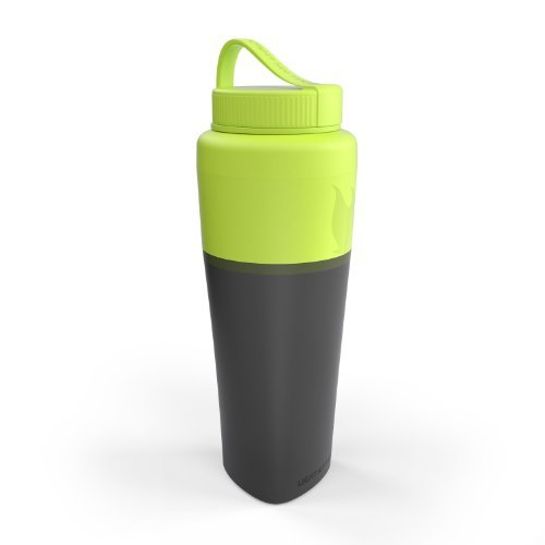 Light My Fire Pack Up Folding Bottle for Camping and Outdoor Green lime Size:standard size by Light my Fire Lime Green Bottle