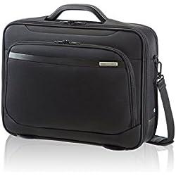 "Samsonite Vectura Office Case Plus Maletín para ordenador portátil de 17.3"", 42 cm, 23 L, Color Negro"