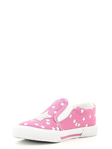 Chicco , Baskets pour fille - Fucsia/bianco