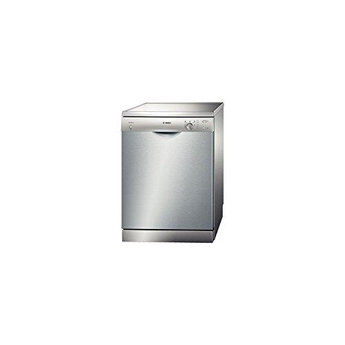 Bosch SMS40E38EU lavavajilla - Lavavajillas (Independiente, Acero inoxidable, Frío/Caliente, 52 Db, A,...
