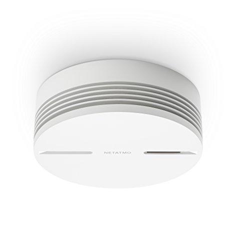 Netatmo Detector De Humo Inteligente, Blanco