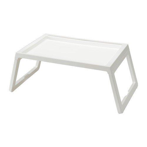 Ikea klipsk vassoio in Bianco