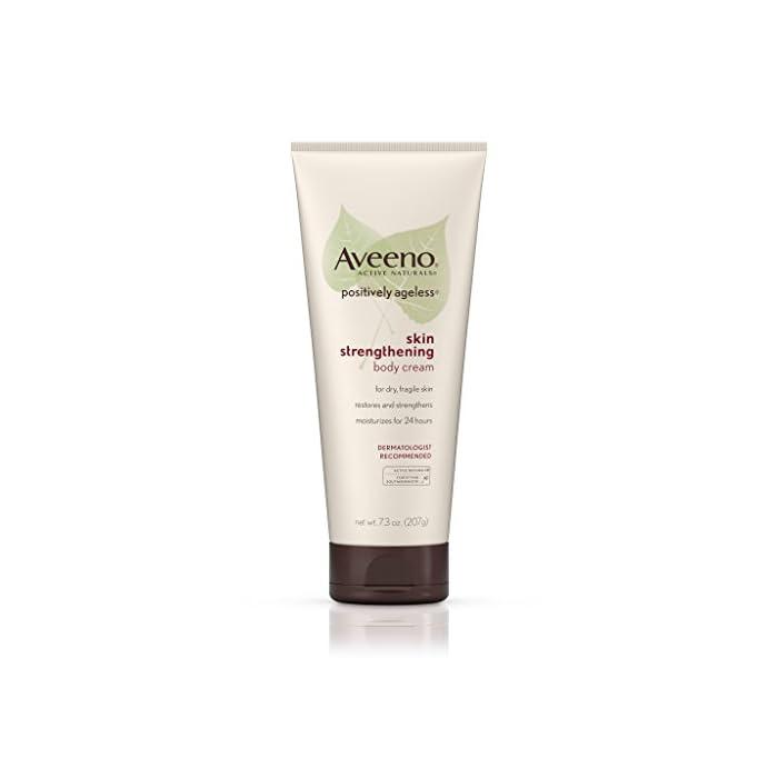 Aveeno, Active Naturals, Skin Strengthening, Body Cream, 73 oz (207 g)