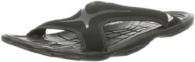 adidas Men's Adipure Slide SC Black Flip-Flops and House Slippers - 9 UK