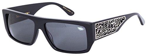 Black Flys - Sci Fly 4 Sonnenbrille - Schwarz