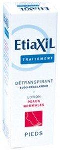 Etiaxil Traitement Détranspirant Pieds Lotion Peaux Normales 100 ml