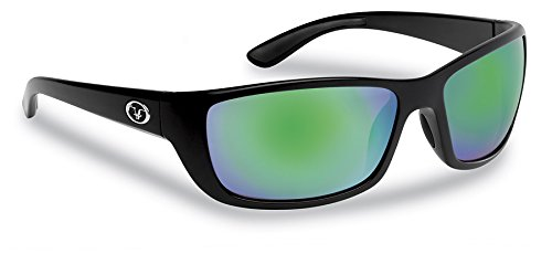 Flying Fisherman Cay Sal Polarized Sunglasses with Matte Black Frames