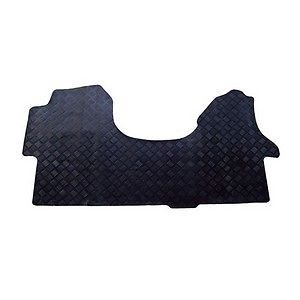 Hitech OEM Tailored Black Rubber Van Floor Mat