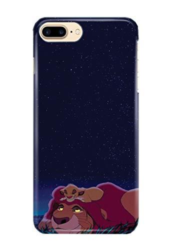 917dc5262b5 Case Me Up Funda para iPhone 7 [Plus] Lion King Simba Mufasa Scar Timon