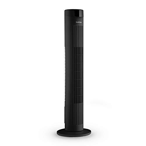 Klarstein Skyscraper 2G - Ventilador de pie, Silencioso, Bajo Consumo, Filtro de Aire...