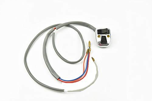 JDDREU Parts, 9197 - LICHTSCHALTER für DEVIOLUCE Lambretta LI 125 150 175 200 SX TV-Serie 3 -