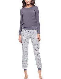 Merry Style Damen Schlafanzug MS10-268