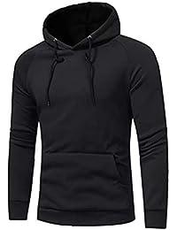Super Weston Plain Sweatshirts for Men,100% Wool Sweatshirt,Normal Wear Sweatshirt, M=38,L=40,XL=42
