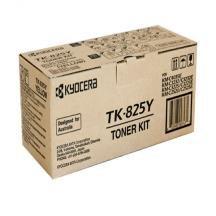 Toner photocopieur kyocera-mita tk825y - jaune (7.000 pages) Kyocera KM C2525E